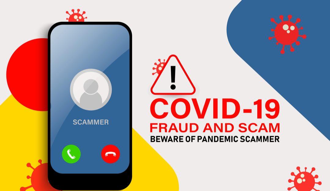 Seniors: Beware of Coronavirus Scammers and COVID Fraud!